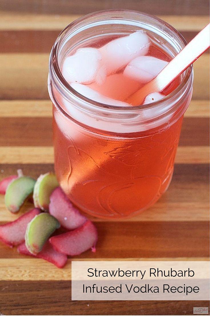 ... rhubarb iced tea recipe # trueteataste # ad rhubarb iced tea recipe