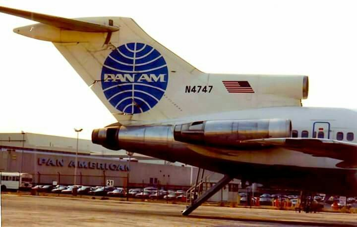 Pan Am Boeing 727-200