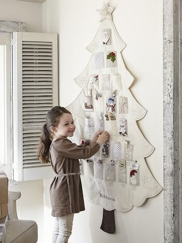 Such a darling advent calendar « Pottery Barn Kids http://rstyle.me/n/s2fdtn2bn