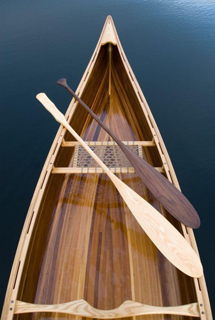 Wooden Canoe Paddle Gallery   Edenwood Canoe Paddles