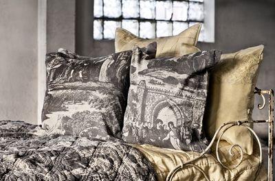 kuddfodral 50x50 toile vintage inspired pinterest toile. Black Bedroom Furniture Sets. Home Design Ideas