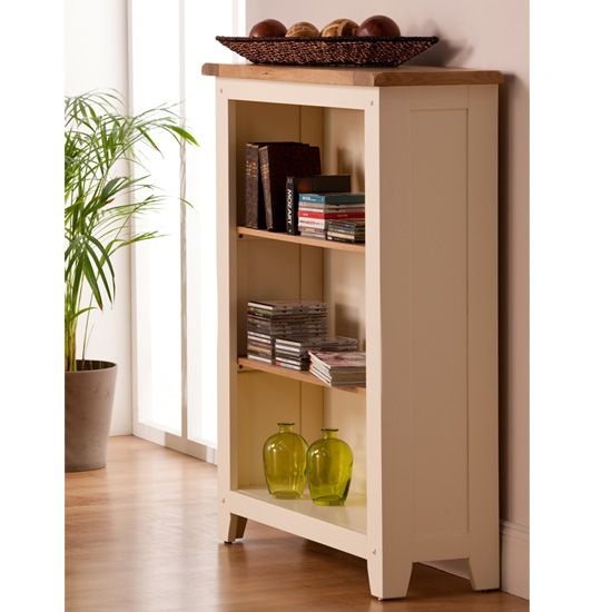Luxury Bookcase  Bronte Bookcase 20m White  Furniture Bookcase