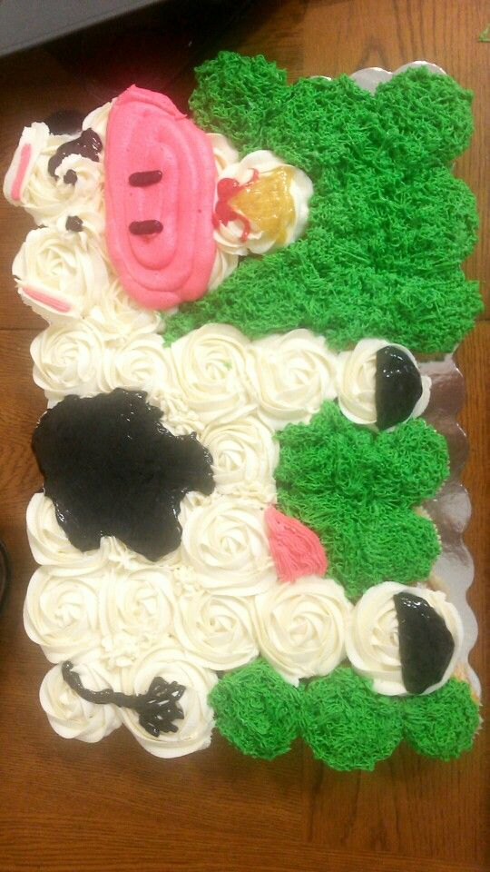 17 Best Images About Cupcake Cakes On Pinterest Pull