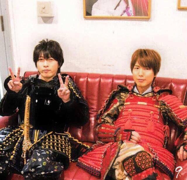 Ono Daisuke & Kamiya Hiroshi