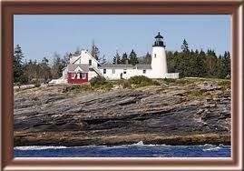 MAINE; Pemaquid Point, wonderful Pic-Nic location :)