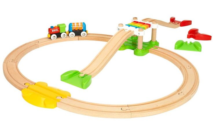 My First Railway Beginner Pack BRIO