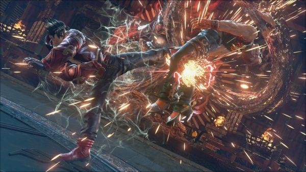 Confermato l'arrivo di Tekken 7 su PS4 e Xbox One