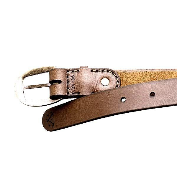 The Side Kick Belt Everyone needs a loyal side-kick. A strong and dependable mate to launch into the day with you. Well here is a go-to belt that won't let you down. This timeless belt is a wardrobe building block. A minimalist design that goes perfect with your favourite pair of jeans.