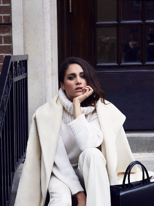 Style Icon of the Week: Meghan Markle | metropolitanmess.com | #meghanmarkle