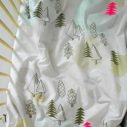 colourful bedding for baby
