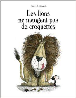 C'est bien pratique d'avoir un lion pour animal de compagnie, il ne mange pas de croquettes et se nourrit de ce qu'il trouve dans la rue. En revanche, ce qui est ennuyeux, c'est de voir disparaître tous ses amis lors des parties de cache-cache avec lui.