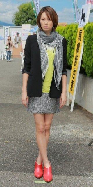 Doctor X 2013 9th episode http://www.tv-asahi.co.jp/reading/doctor-x-02/category/未知子のファッションチェック致します!/