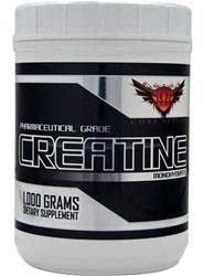 Omega Sports Creatine Monohydrate Muscle Building Supplement
