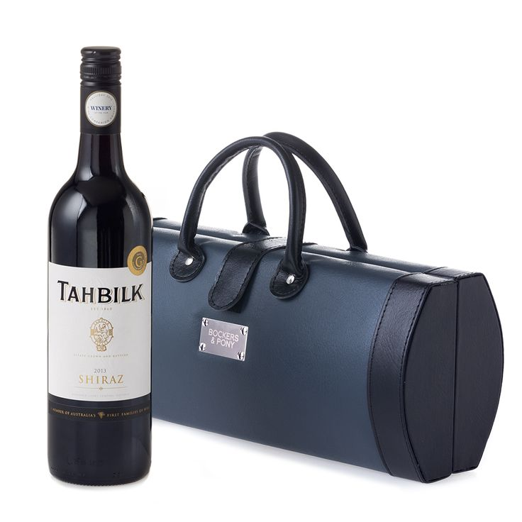 Tahbilk Shiraz 2013 | Champagne + Wine Hampers | GIfts For Him | Bockers & Pony