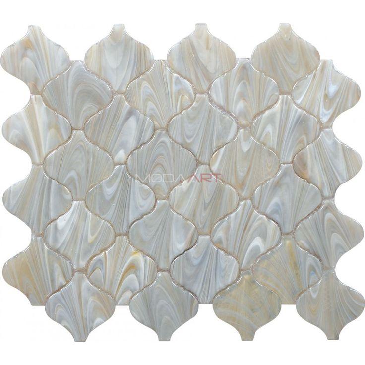 Doe Cream Modaarts Mosaic  Kristal Cam Mozaikler