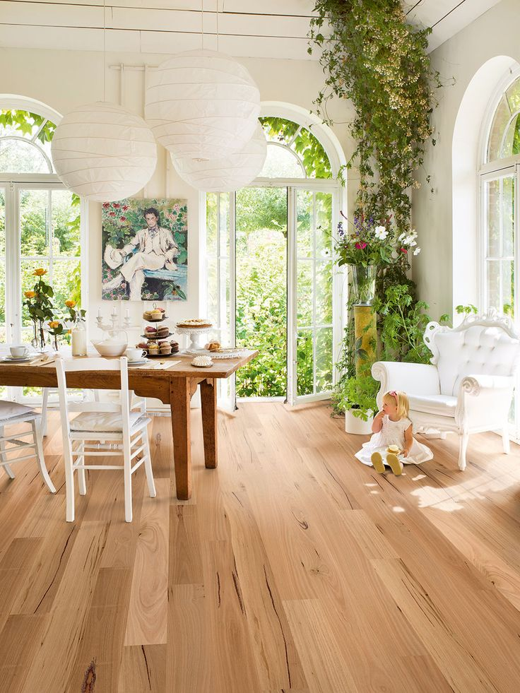Quick-Step ReadyFlor 'Blackbutt 1strip' (GMRF18BBTSP) Parquet flooring - www.quick-step.com