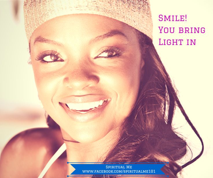 Smile ! you activate happiness for you and others when you do this  SpiritualMe101.com #SpiritualMeGoals #SpiritualMeSquad  facebook.com/spiritualme101