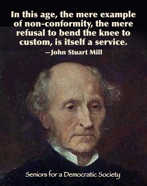 John Stuart Mill and Women's Movement
