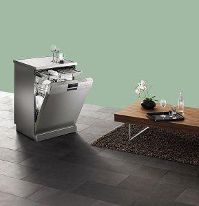 New Siemens Dishwasher Makes Its Mark