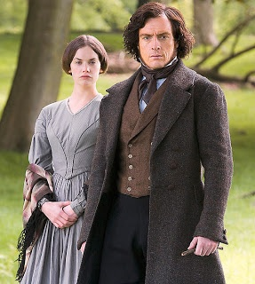 Ruth Wilson is Jane Eyre and Toby Stephens is Edward Rochester, 2006