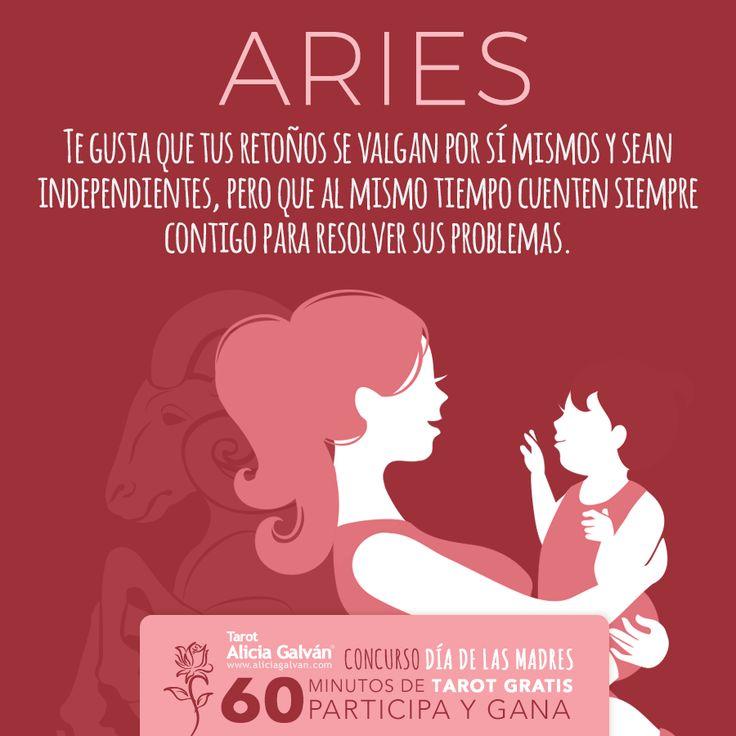 #Aries ♈ participa en nuestro Concurso Especial Día de las Madres y gana una consulta de Tarot.