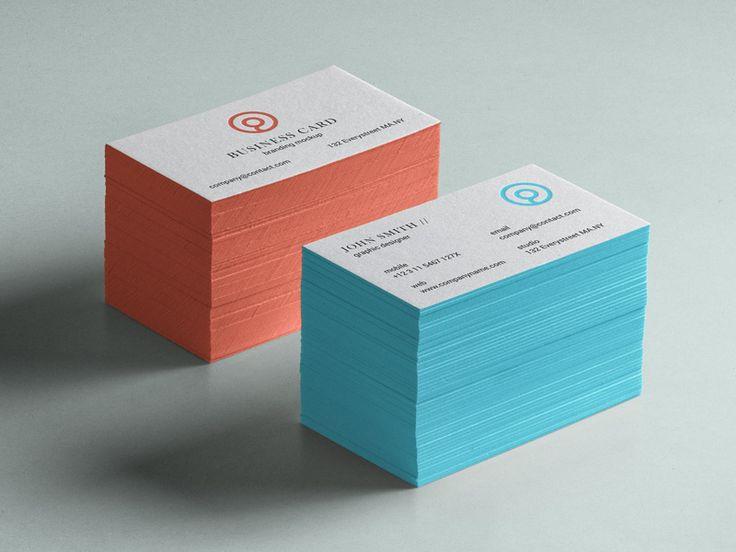 Free Business Card Mockup Psd by Pixeden