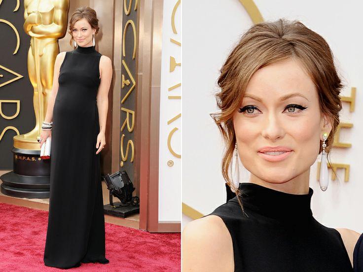 Olivia Wilde | Best of Oscars 2014 | Wearing Valention and Lorraine Schwartz