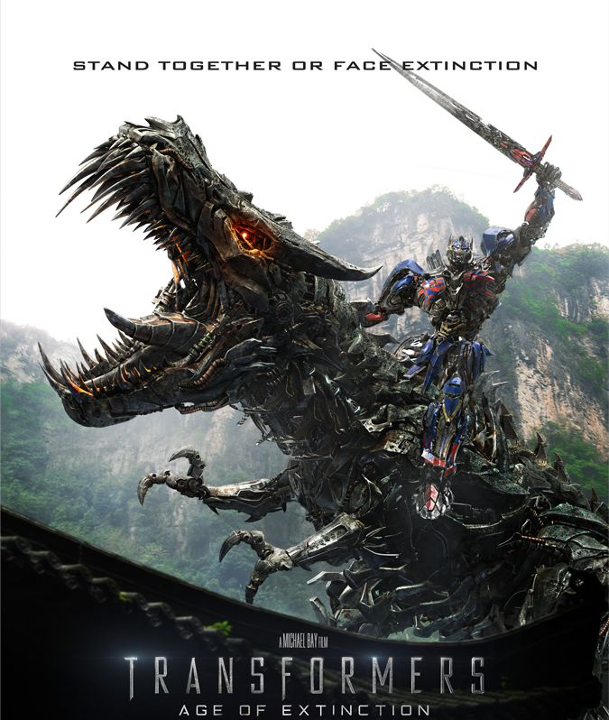 Transformers: Age of Extinction – Los Dinobots de Michael Bay » Neoteo