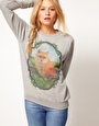 Sweatshirt with Fox Window Panel. is it weird that i actually want this?