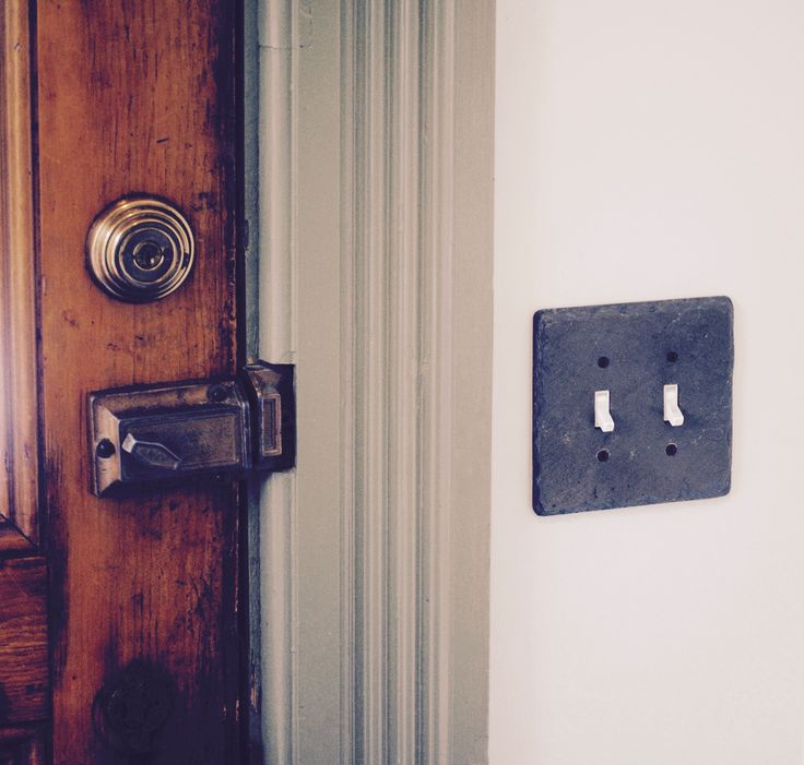 18 best rustic outlet covers images on pinterest for Unique light switch plates