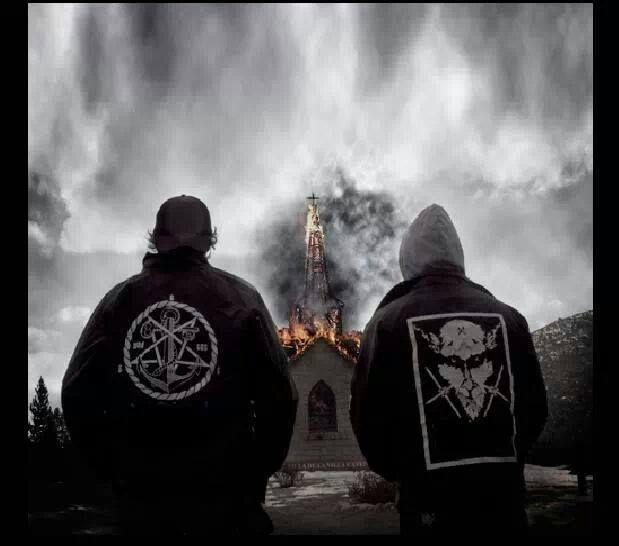 Let the church burning begin \m/