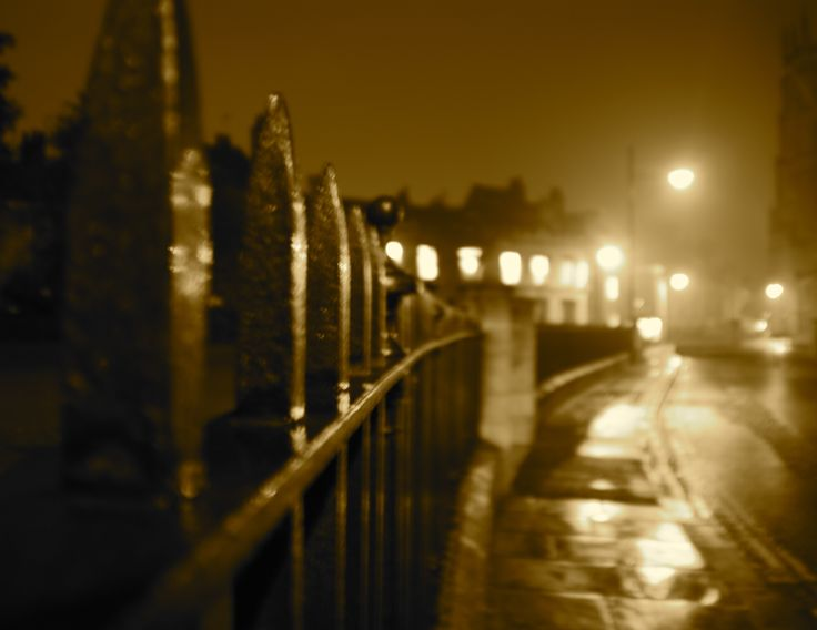 Fence in York.  teron.se