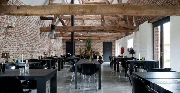 aanrader! Viva Lanterne - Wahlwiller (Wittem) mooie en bijzondere plek, lekker biologisch eten! (3 km van Mechelerhof, in Wahlwiller)