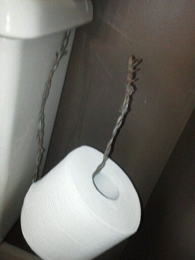 323 Best Images About Toilet Paper Holder On Pinterest