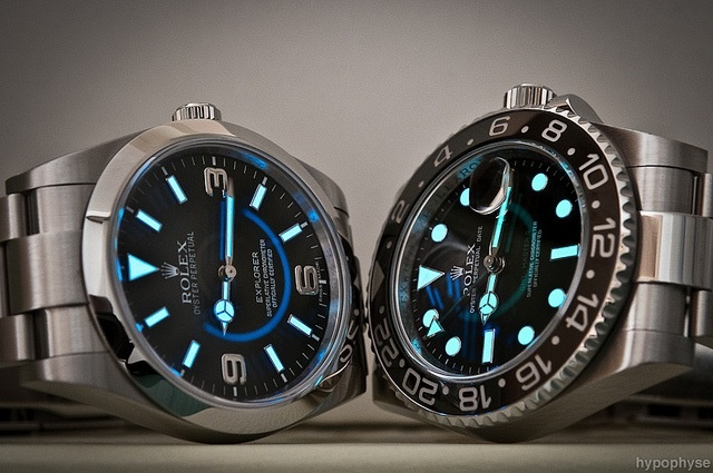 Explorer vs gmt