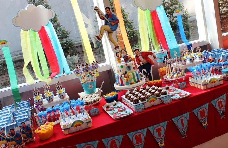 Topa y Los Rulos Party    CatchMyParty.com