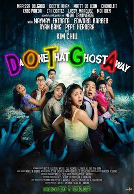 Dotga Da One That Ghost Away 2018 Pinoy Movie Tagalog Pinoy Mga