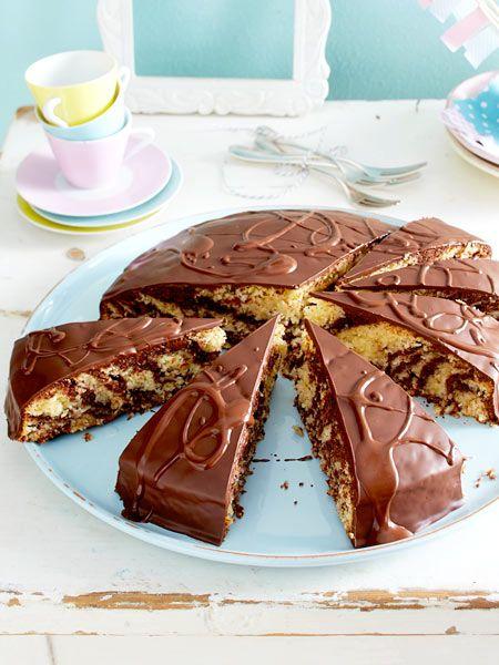 Hula-Hoop-Bountykuchen