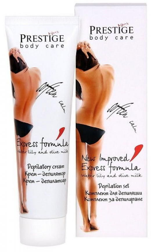 Prestige Hair Removal Depilatory Cream 100ml And After Depilation 25ml Women Legs & Body