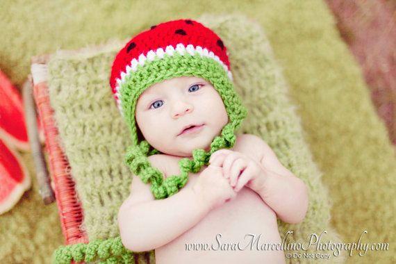 Newborn girl boy hat newborn baby hat crochet by emmascozyattic, $24.00