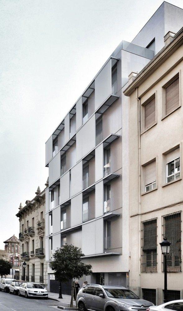 149 best images about apartment buildings on pinterest - Arquitectura lyon ...