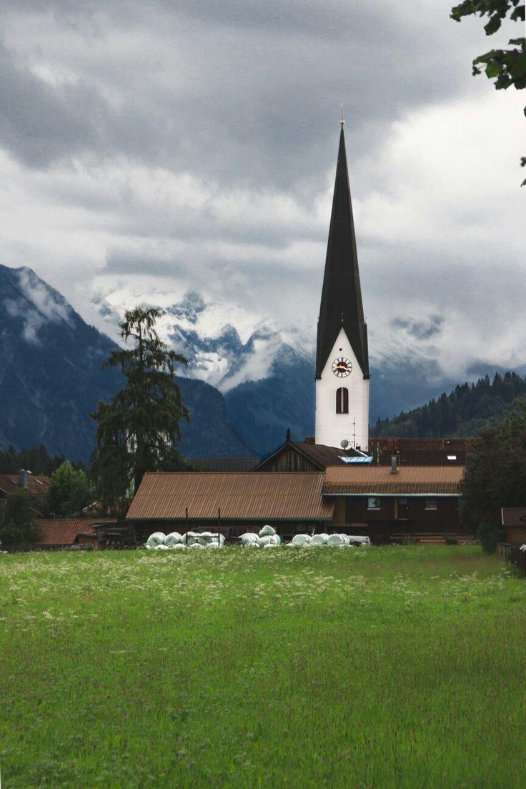 Oberstdorf, Bayern, Germany