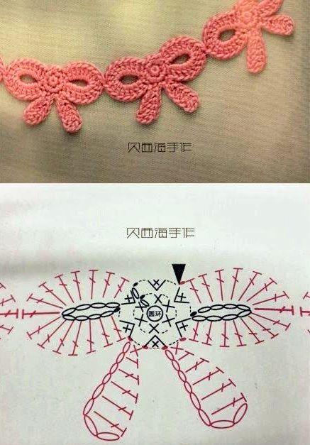 Solo esquemas y diseños de crochet: crochet pattern