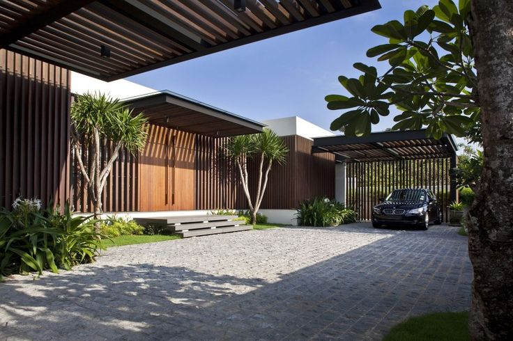 Enclosed Open House by Wallflower Architecture   Design (2)
