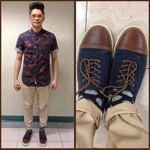 Vhong Navarro Pinoy Fashion Lemmeseeit Pinterest Fashion