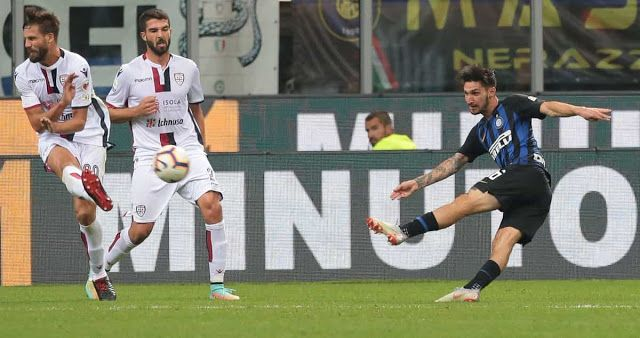 مشاهدة مباراة إنتر ميلان وكالياري بث مباشر اليوم 14 1 2020 في كأس ايطاليا In 2020 Sports