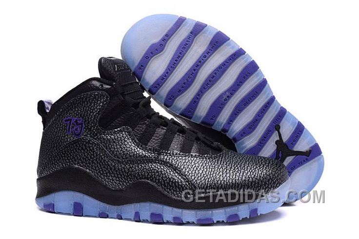 "http://www.getadidas.com/2016-air-jordan-10-gs-paris-black-fierce-purpleblack-lastest-rjdryq.html 2016 AIR JORDAN 10 GS ""PARIS"" BLACK/FIERCE PURPLE-BLACK LASTEST RJDRYQ Only $92.00 , Free Shipping!"