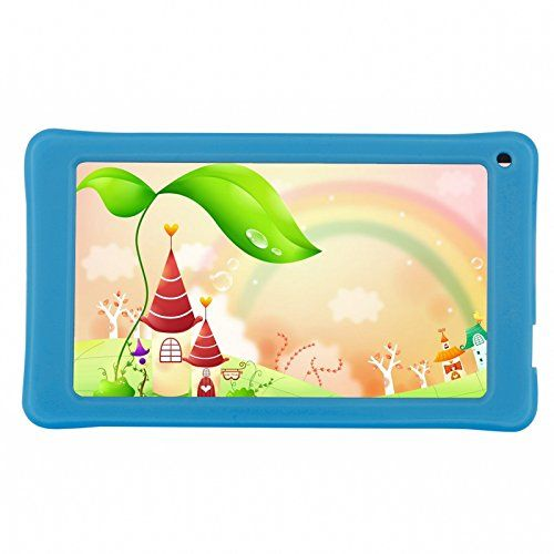 AOSON Android 4.4 Allwinner A33 Quad Core kids Tablet PC HD Touch Screen 1024x600 512MB8GB WiFi Bluetooth Dual Camera M751S-BS2 Tablet