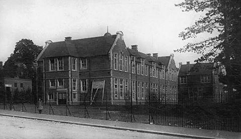 George Palmer School, Basingstoke Road, Whitley, Reading.