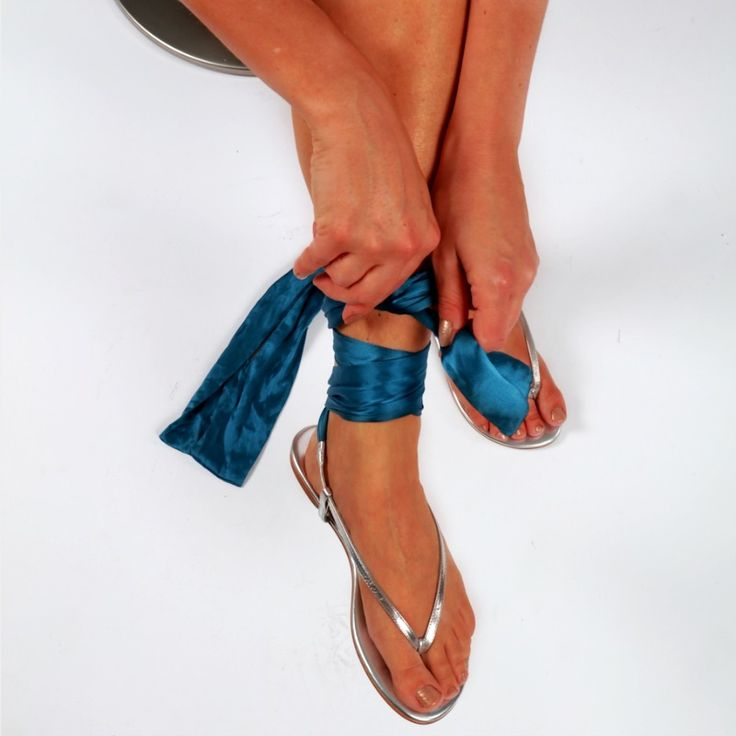 Slinks, interchangeable sandals